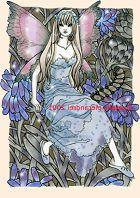 Cornflower Fairy Copyright© 2002 Natalia Pierandrei